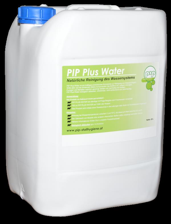 PIP Plus Water