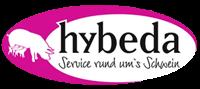 Hybeda - Service rund um´s Schwein - Logo