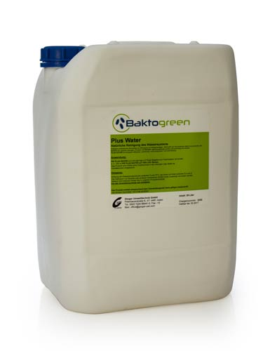 Baktogreen Plus Water