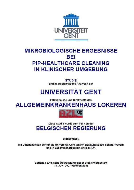 Studie Universität Gent